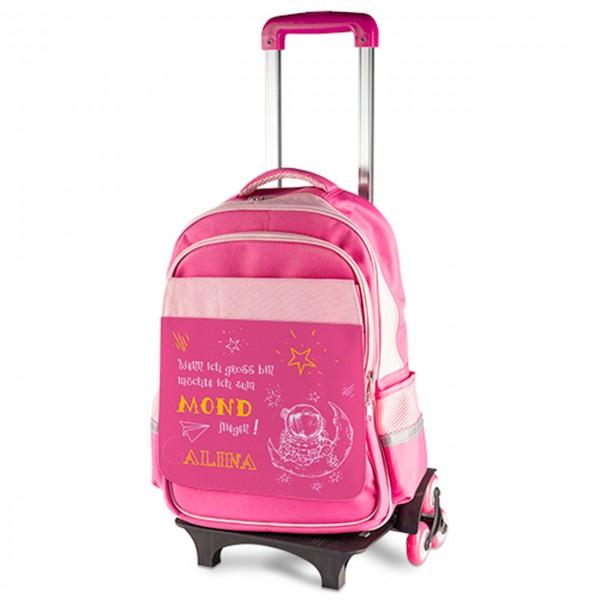 Foto-Kinder-Trolley mit abnehmbarem Rucksack